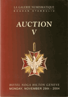 Auction V - November 29th, 2004