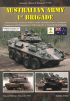 Australian Army 1st Brigade - Tankograd Missions & Manoeuvres No 7012