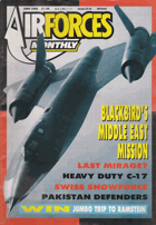 Airforces Monthly - June 1988