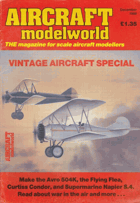 Aircraft Modelworld - December 1986