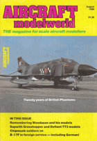 Aircraft Modelworld - August 1988