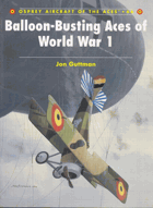 Ballon-Busting Aces of World War I