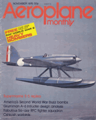 Aeroplane Monthly - November 1976
