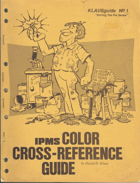 IPMS Color Cross-Reference Guide (Klausguide Series No. 1)