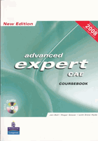 Advanced expert CAE - Coursebook + Student´s Resource Book + 2 CDc