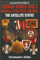 German World War 2, Medals&Political Awards, The Satellite States