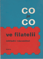 Co je co ve filatelii