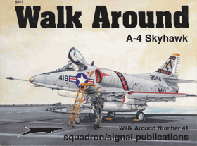 A-4 Skyhawk - Walk Around No. 41