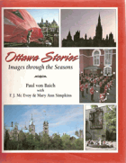 Ottawa Stories - Images trought the Seasons