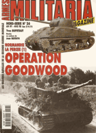 Armes Militaria Magazine HS 26 from Normandie La Percee (I) Operation Goodwood
